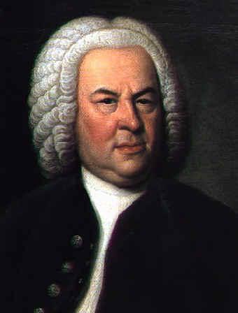 I'm Bach...